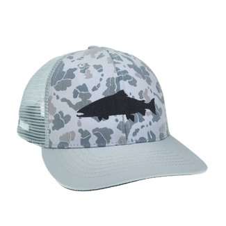 RepYourWater RepYourWater Camo Trout Hat Standard Fit