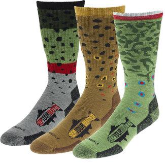 RepYourWater RepYourWater Trout Socks