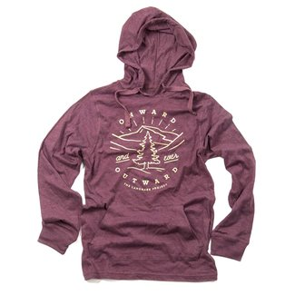 The Landmark Project The Landmark Project Onward and Outward Hoodie