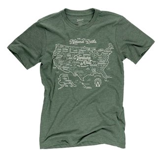 The Landmark Project The Landmark Project National Park Service Tee