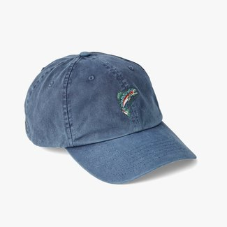 Filson Filson Washed Low-Profile Cap Navy