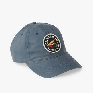 Filson Filson Sail Cloth Low-Profile Cap Slate