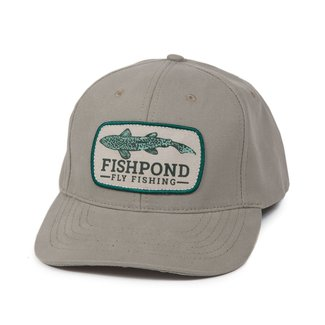Fishpond Fishpond Cruiser Trout Full Back Hat - Chalk Bluff
