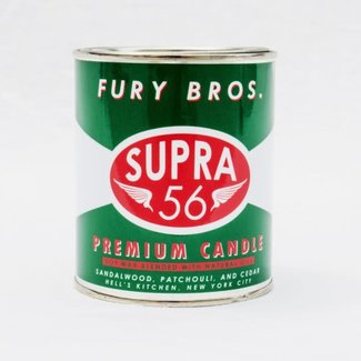 Fury Bros. Fury Bros. Motor Oil Series Candle Supra 56