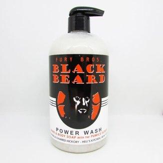 Fury Bros. Fury Bros. Power Wash Black Beard