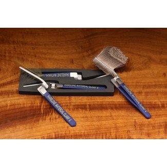 Hareline Dubbin Hareline Material Clamp Set