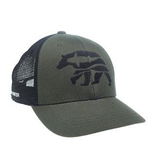 RepYourWater RepYourWater Trout Bear Hat