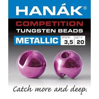 Hanak Hanak Competition Tungsten Beads  Metallic