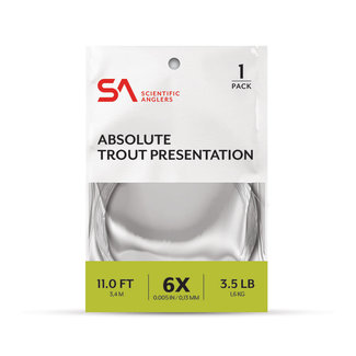 Scientific Anglers Scientific Anglers Absolute Trout Presentation Leader