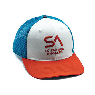 Scientific Anglers Scientific Anglers Red-White-Blue Trucker Hat