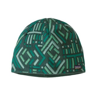 Patagonia Patagonia Beanie Hat Star Dash Knit: Regen Green ALL