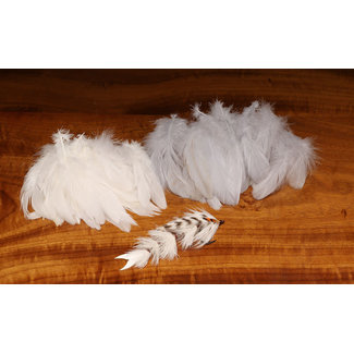 Hareline Feather Mini Gamechanger Schlappen