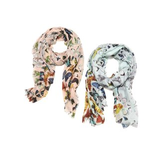 Two's Company Butterfly Scarf