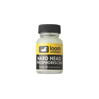 Loon Outdoors Loon Hard Head Tying Cement Phosphorescent