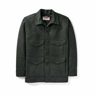 Filson Filson Mackinaw Wool Cruiser Jacket Charcoal 46