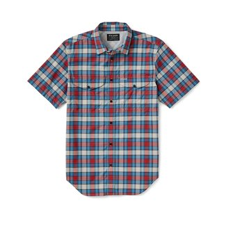 Filson Filson Men's Twin Lakes Short Sleeve Sport Shirt