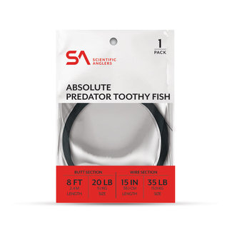 Scientific Anglers Scientific Anglers Absolute Predator Toothy Fish