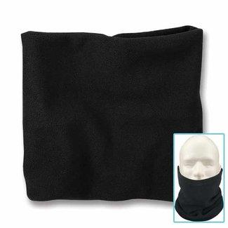 Broner Soft Knit Neck Gator - Black