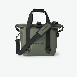 Filson Filson Dry Roll-Top Tote Bag Green