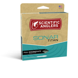 Scientific Anglers Scientific Anglers Sonar Titan Full Intermediate Sinking Fly Line