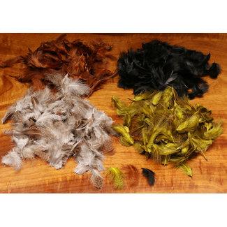 Hareline Premium Hungarian Partridge Feathers