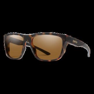 Smith Optics Smith Barra Matte Tortoise with ChromaPop Polarized Brown Lenses