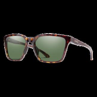 Smith Optics Smith Shoutout Vintage Tortoise with ChromaPop Gray Green Lenses