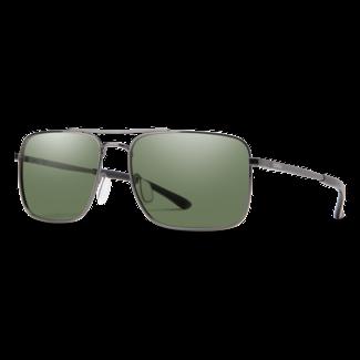 Smith Optics Smith Outcome Gunmetal with Gray Green Lenses