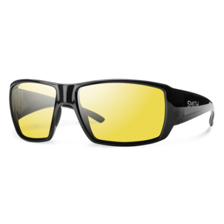 Smith Optics Smith Guide's Choice Black with Polarized Low Light Ignitor Glass Lenses