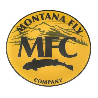 """Montana Fly Company MFC Full Logo Sticker 5"""""""