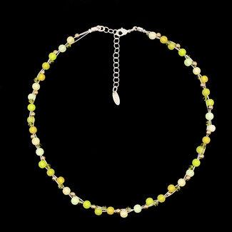 PMA Necklace Faye Mini Twist Mint