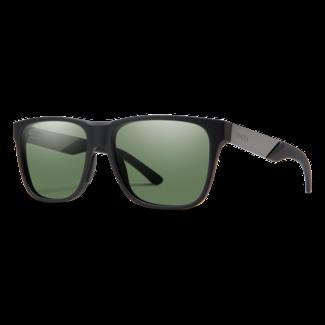 Smith Optics Smith Lowdown Steel Matte Black Ruthenium with ChromaPop Polarized Gray Green Lenses
