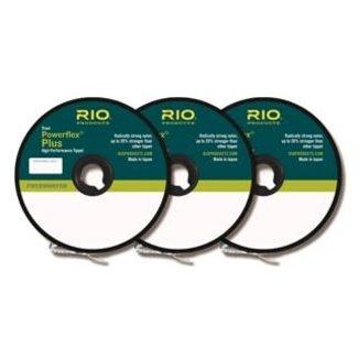 RIO RIO Powerflex Plus Tippet 3-Pack 3/4/5X