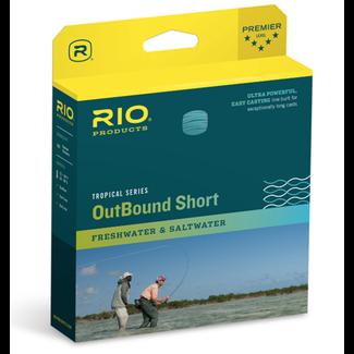 RIO Rio Tropical OutBound Short Fly Line