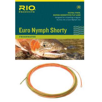 RIO RIO Euro Nymph Shorty Fly Line