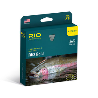 RIO RIO Premier Gold Fly Line