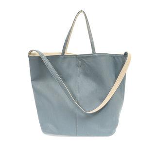 Joy Susan Joy Susan Riley Reversible Slouchy Hobo Handbag
