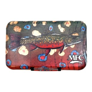Montana Fly Company MFC Poly Fly Box - Currier's Brook Trout