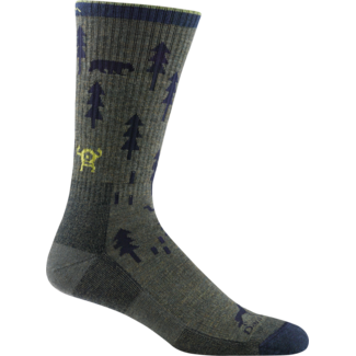 Darn Tough Darn Tough Men's ABC Boot Midweight Hiking Sock