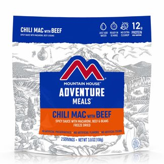 Mountain House Mountain House Entrees Chili Mac with Beef Pouch