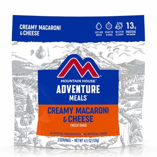Mountain House Mountain House Entrees Creamy Macaroni & Cheese Pouch