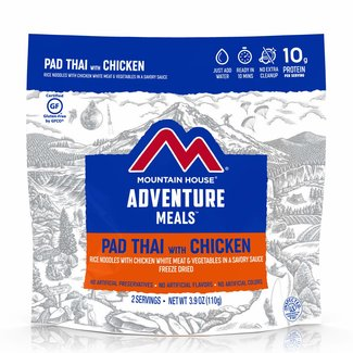Mountain House Mountain House Entrees Pad Thai with Chicken Pouch