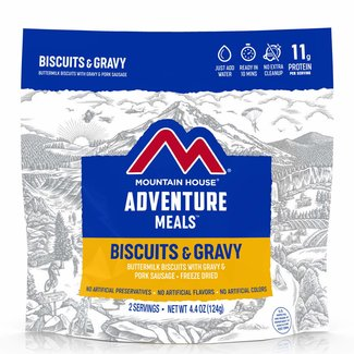 Mountain House Mountain House Breakfast Biscuits and Gravy Pouch
