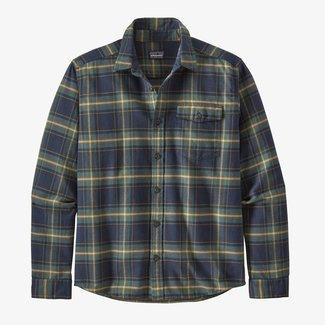 Patagonia Patagonia Men's Long-Sleeved Lightweight Fjord Flannel Shirt