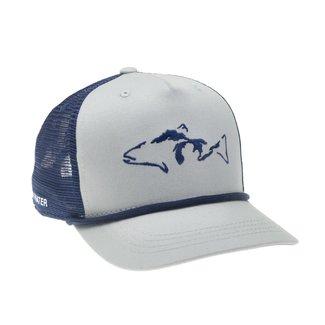 RepYourWater RepYourWater Great Lakes Proud 5-Panel Hat