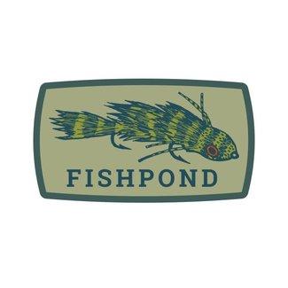Fishpond Fishpond Meathead Sticker