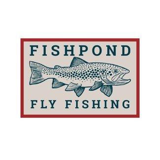 Fishpond Fishpond Las Pampas Sticker