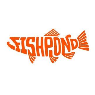 "Fishpond Fishpond Thermal Die Cut Sticker - Pescado 4"""