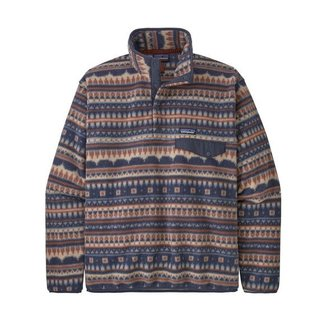 Patagonia Patagonia Men's Lightweight Synchilla Snap-T Fleece Pullover