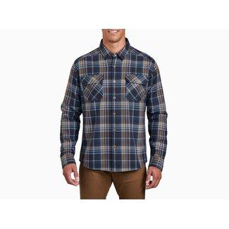 Kühl Kühl Men's Disordr Flannel Long Sleeve Shirt